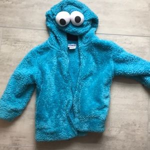 Other - Cookie Monster fleecey  jacket